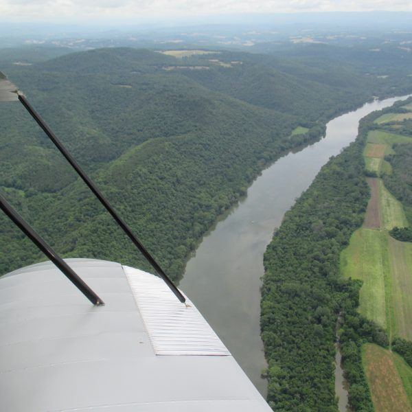 Old Dominion Biplane Rides - New River Valley
