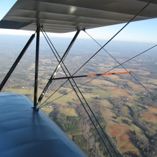 Old Dominion Biplane Rides