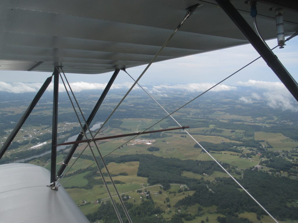 Old Dominion Biplane Rides - Jamestown